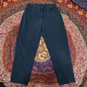 Bill Blass Jeanswear Vintage High Rise Mom Jean